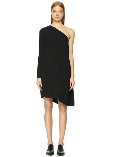 Tek Omuz Elbise-Theory